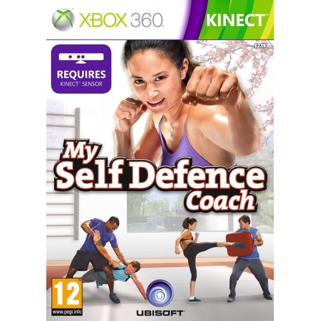 My Self Defence Coach (Kinect)