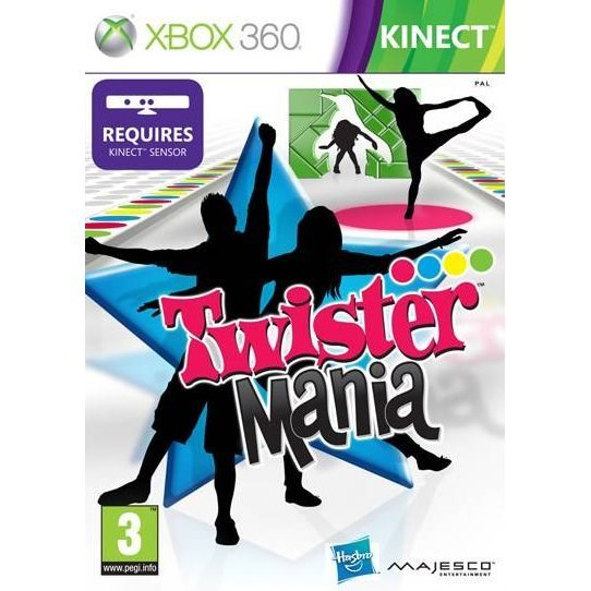 Twister Mania (Kinect)