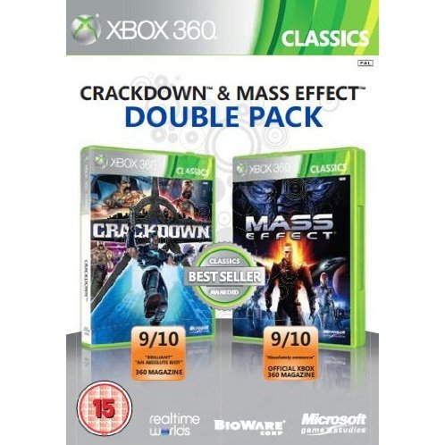 Crackdown & Mass Effect Double Pack (Classics)