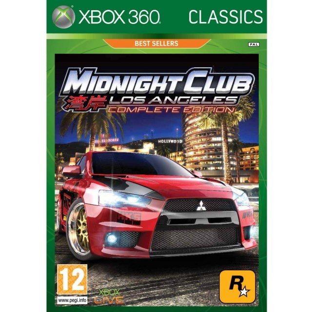 Midnight Club: Los Angeles (Complete Edition - Classics)
