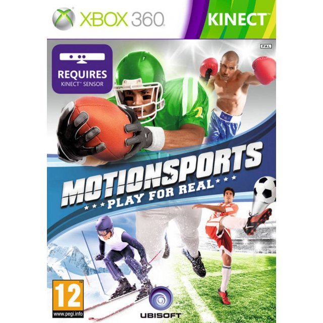 MotionSports (Kinect)