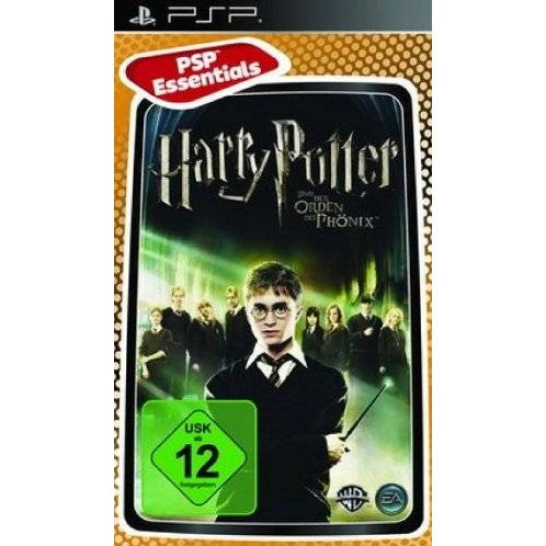 Harry Potter and the Order of the Phoenix (Essentials)