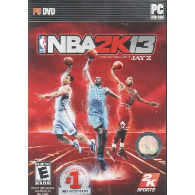 NBA 2K13 (English Version) (DVD-ROM)