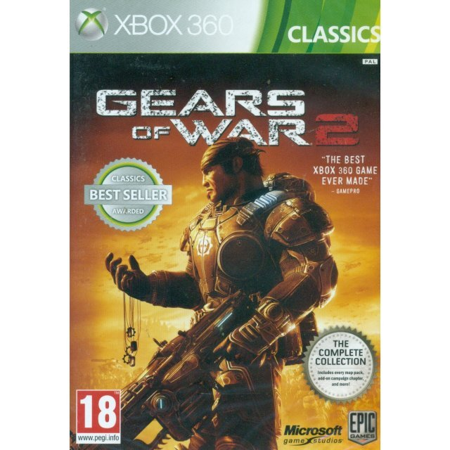 Gears of War 2: Game of the Year Edition (Classics)