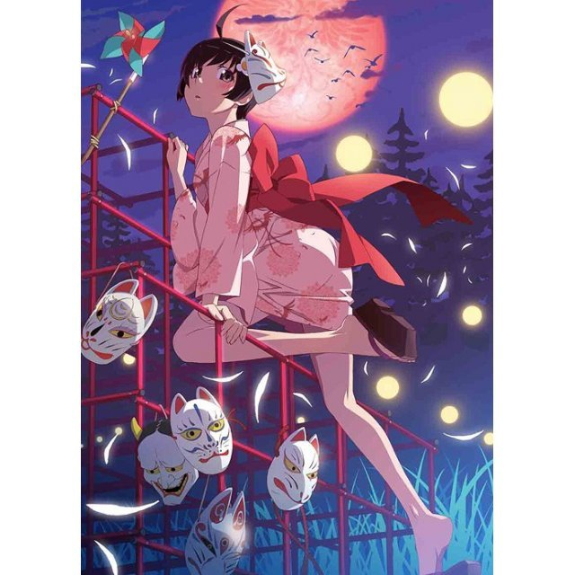 Nisemonogatari Vol.4 Tsukihiko Phoenix Part 1 [DVD+CD Limited Edition]