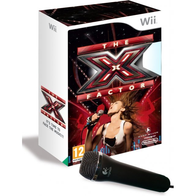 The X-Factor (Single Microphone Pack)