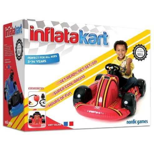 Inflatakart (Red)