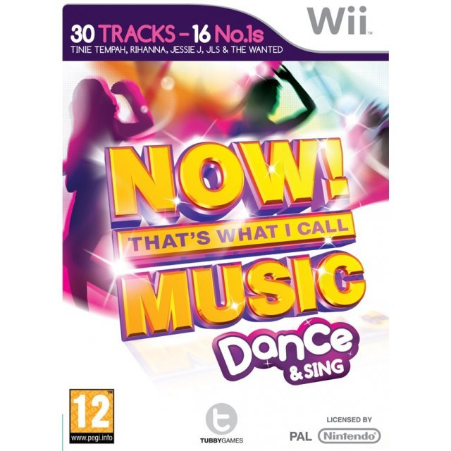 Now! That's What I Call Music: i9Dance & Sing