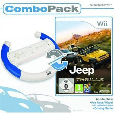 Jeep Thrills (Combo Pack)