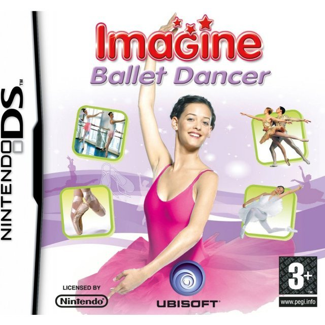 Imagine: Ballet Dancer