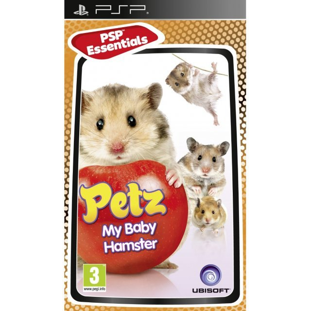 Petz My Baby Hamster (Essentials)