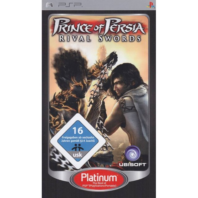 Prince of Persia: Rival Swords (Platinum)