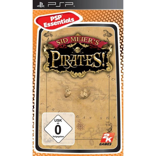 Sid Meier's Pirates (PSP Essentials)