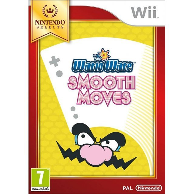WarioWare: Smooth Moves (Nintendo Selects)
