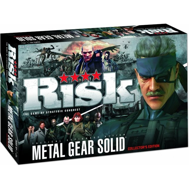 RISK: Metal Gear Solid Collector's Edition