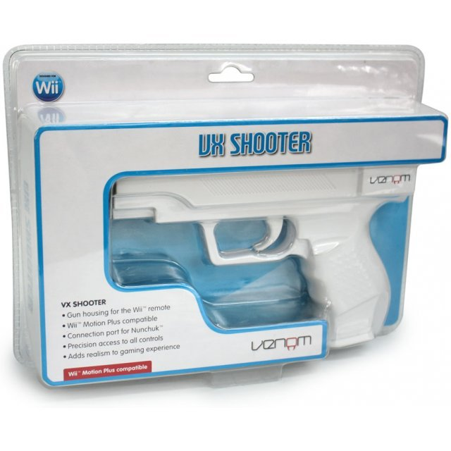 Venom Wii Light Blaster Gun