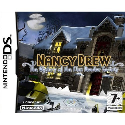 Nancy Drew: The Mystery of the Clue Bender Society