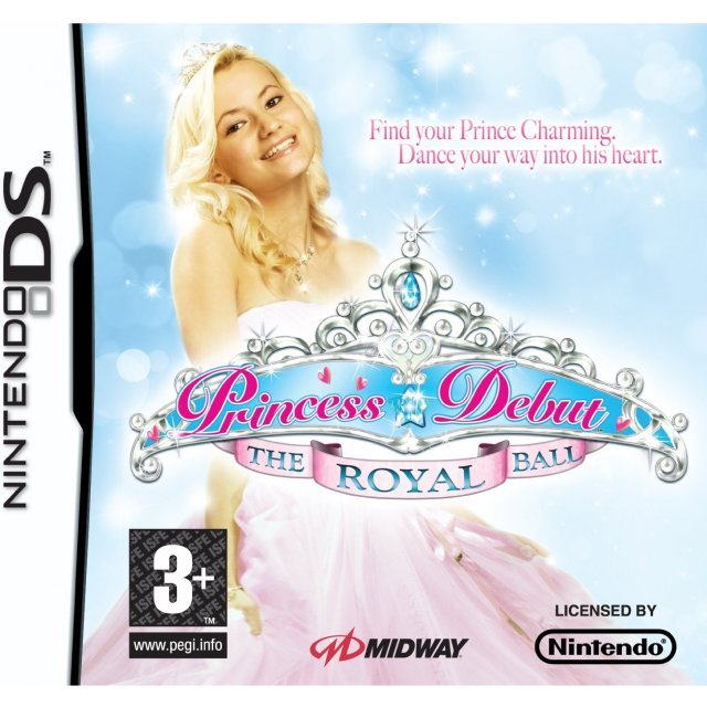 Princess Debut: The Royal Ball