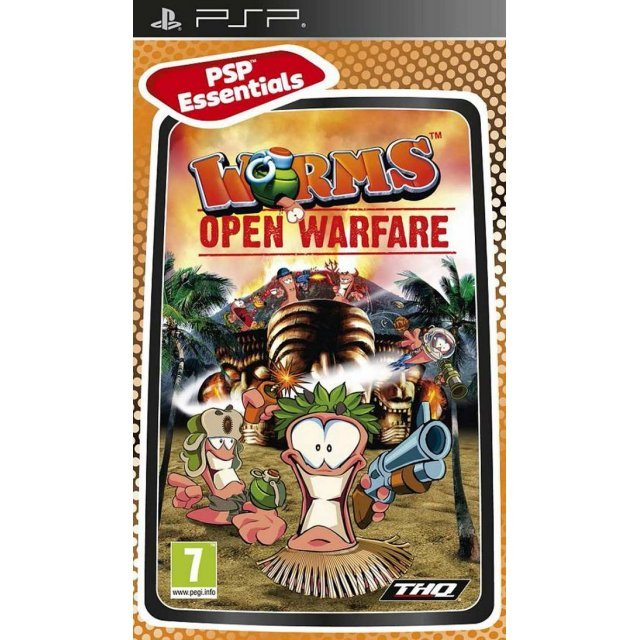 Worms: Open Warfare (PSP Essentials)