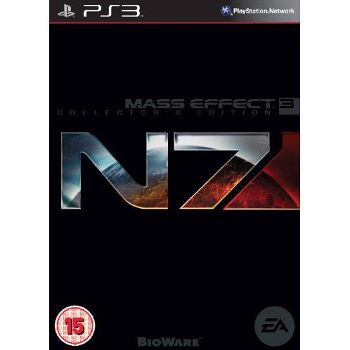 Mass Effect 3 (Collector's Edition)