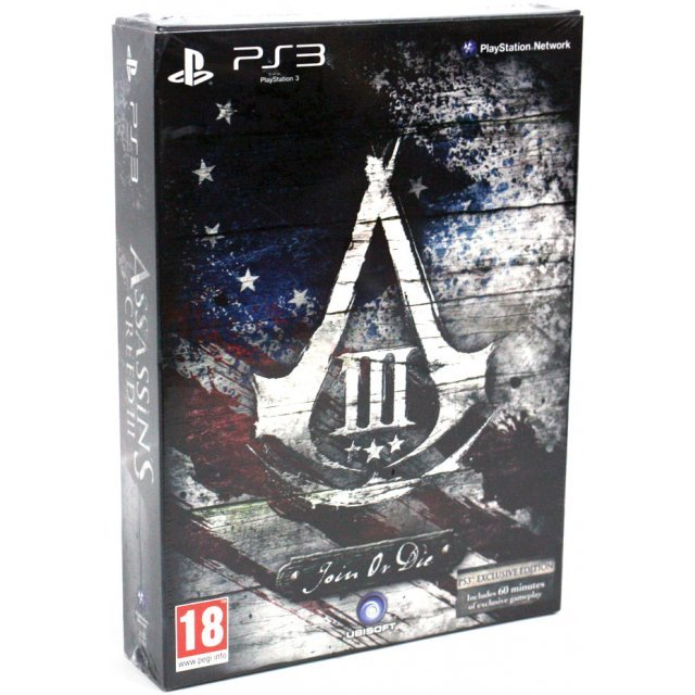 Assassin's Creed III (Join or Die Edition)