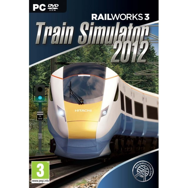 Railworks 3: Train Simulator 2012 (DVD-ROM)