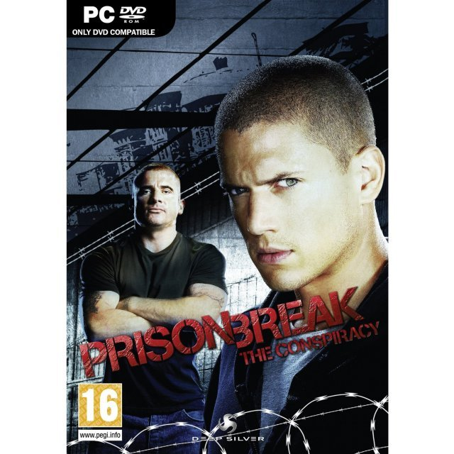 Prison Break: The Conspiracy (DVD-ROM)
