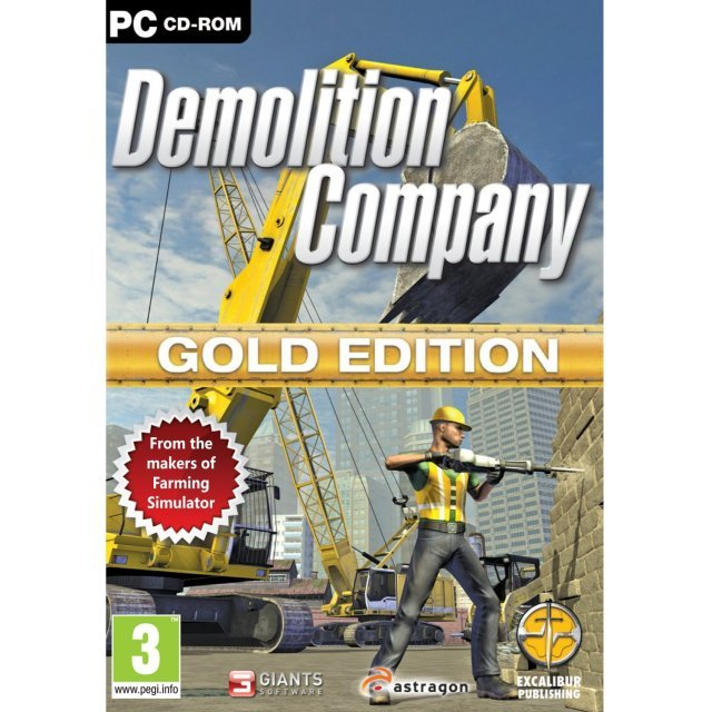 Demolition Company: Gold Edition