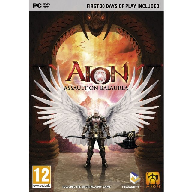 Aion: Assault on Balaurea (DVD-ROM)