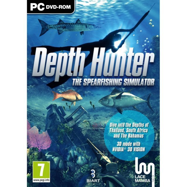 Depth Hunter (DVD-ROM)