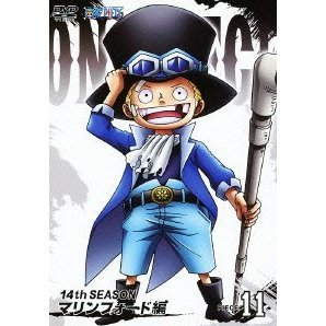 One Piece 14th Season Marin Ford Hen Piece.11