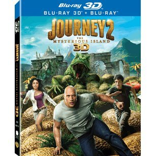 Journey 2: The Mysterious Island [2D+3D]