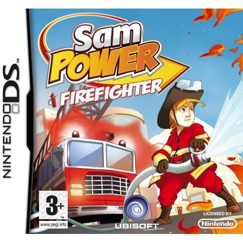 Sam Power: Firefighter