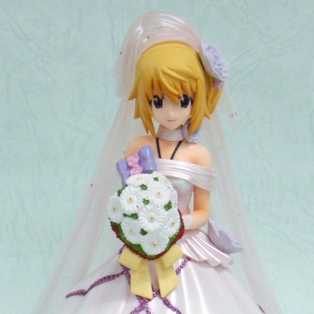 Infinite Stratos Ichiban Kuji premium Non Scale Pre-Painted PVC Figure : Charlotte Dunois