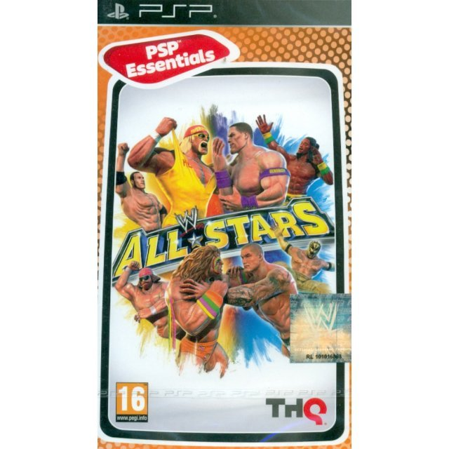 WWE All-Stars (PSP Essentials)