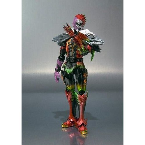 S.H.Figuarts Non Scale Pre-Painted PVC Figure: Ankh (Greeed) Bandai Collectors Shop limited Ver.