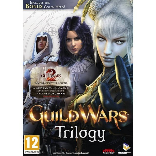 Guild Wars Trilogy (DVD-ROM)