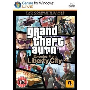 Grand Theft Auto: Episodes from Liberty City (DVD-ROM)