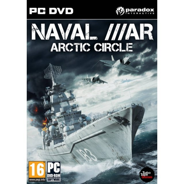 Naval War: Arctic Circle (DVD-ROM)