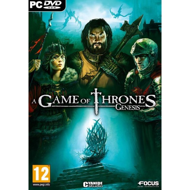 A Game of Thrones: Genesis (DVD-ROM)