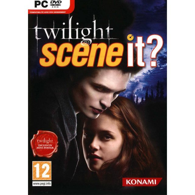 Scene It? Twilight (DVD-ROM)