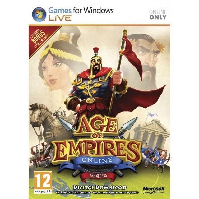 Age of Empires Online (Digital Download)