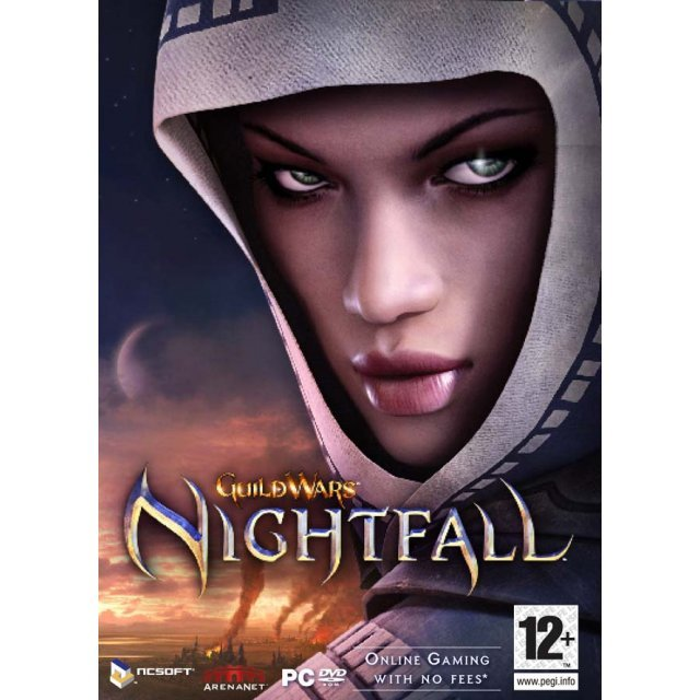 Guild Wars Nightfall (DVD-ROM)