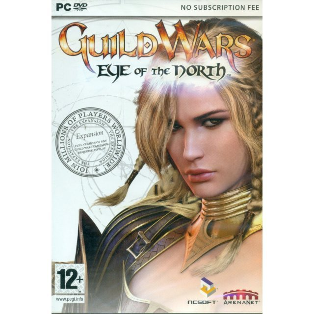 Guild Wars: Eye of the North (DVD-ROM)
