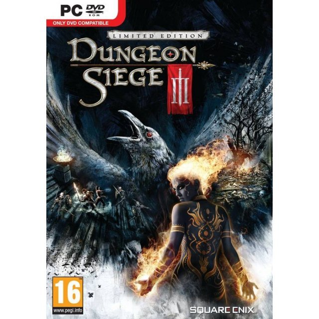 Dungeon Siege III (Limited Edition) (DVD-ROM)