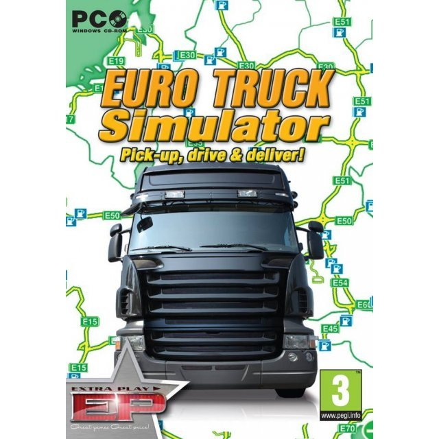 Euro Truck Simulator (Extra Play)