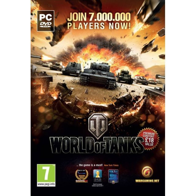 World of Tanks (DVD-ROM)