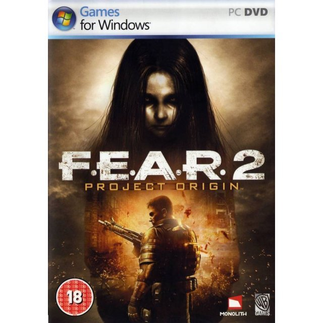 F.E.A.R. 2: Project Origin (DVD-ROM)