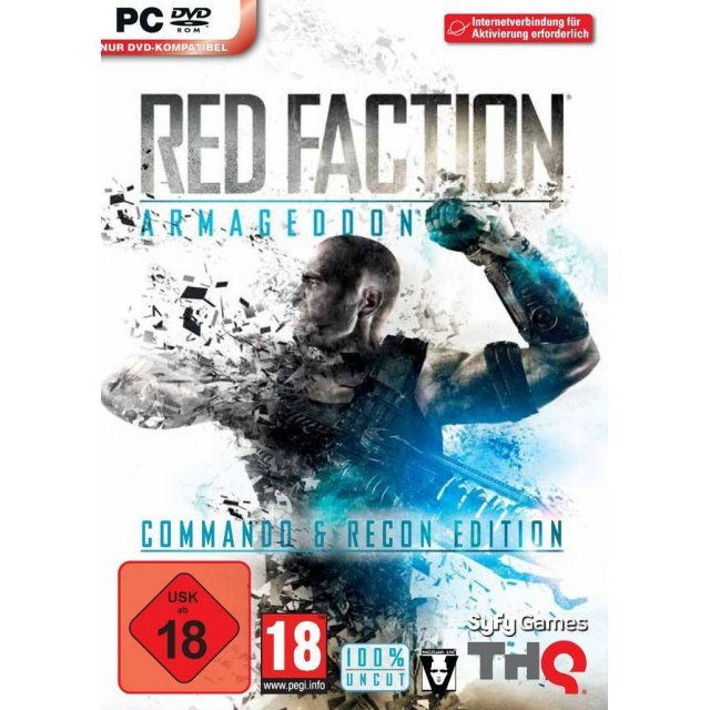 Red Faction Armageddon (Commando & Recon Edition) (DVD-ROM)