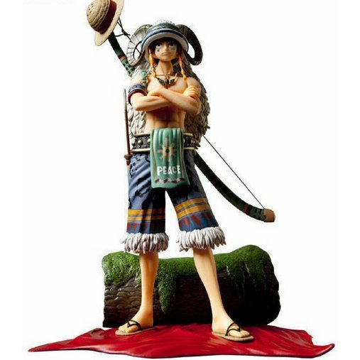 One Piece - Door Painting Collection: Monkey D Luffy Animal Ver.